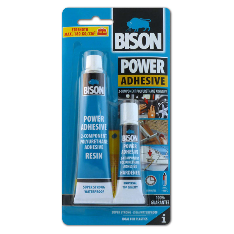 Bison- Power Adhesiv  62,5 ml