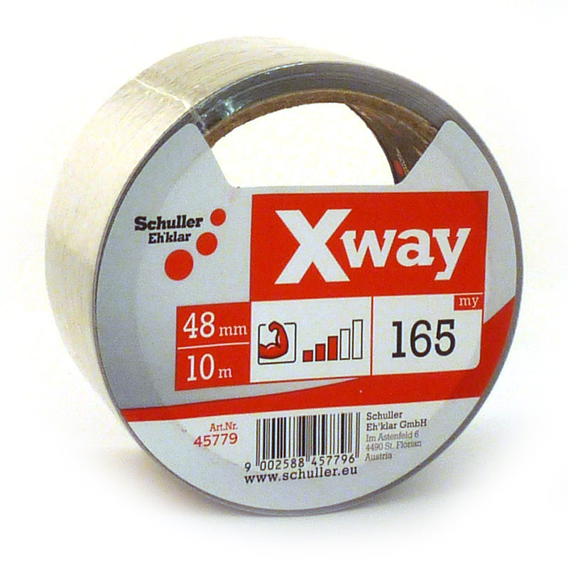 Schuller power tape 48mm 10m