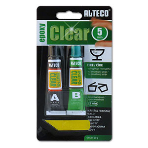 Alteco Epoxy Clear 20g