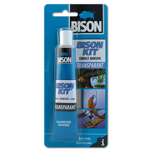 Bison Kit Transparent  50g