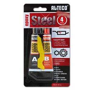 Alteco Epoxy Steel  60g
