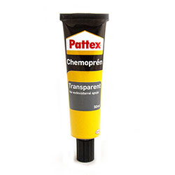 Chemoprén transparent 50ml